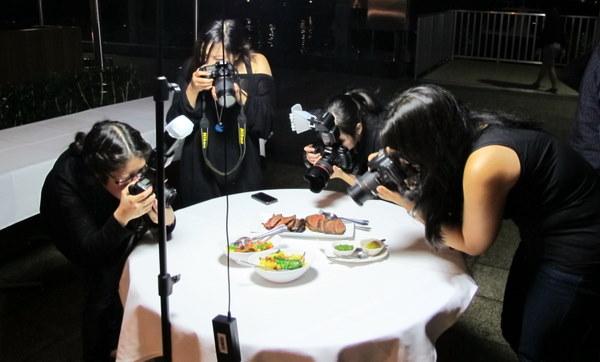 Annoying Food Bloggers