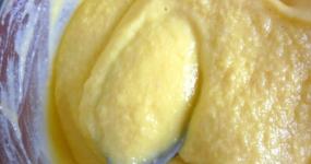 Rich Portuguese Custard
